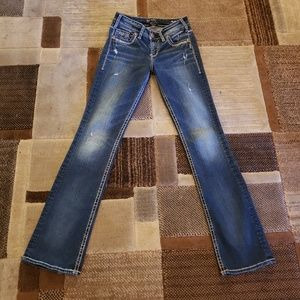 Silver jeans size 27x33